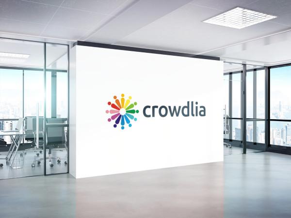 Sample branding #1 for Crowdlia