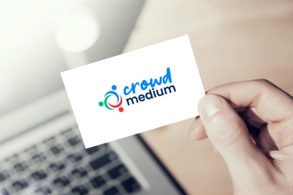 Sample branding #3 for Crowdmedium