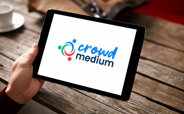 Sample branding #2 for Crowdmedium