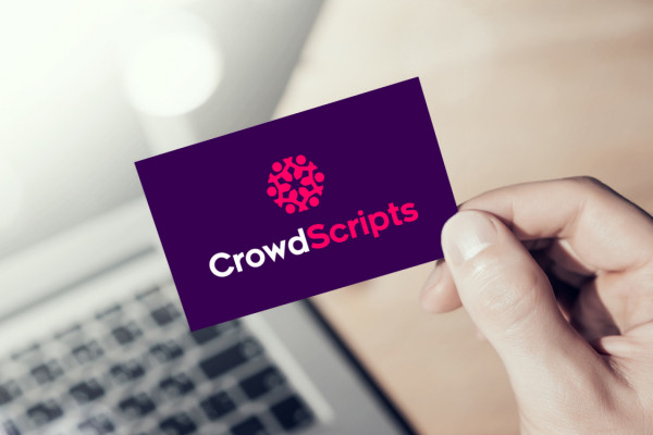 Sample branding #3 for Crowdscripts