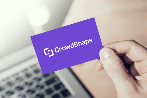Sample branding #3 for Crowdsnaps