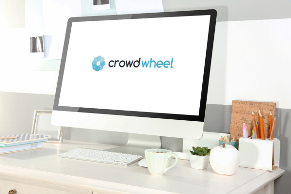 Sample branding #2 for Crowdwheel