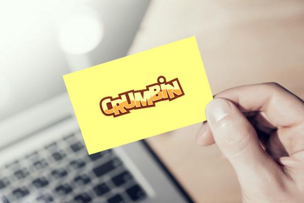 Sample branding #1 for Crumbin