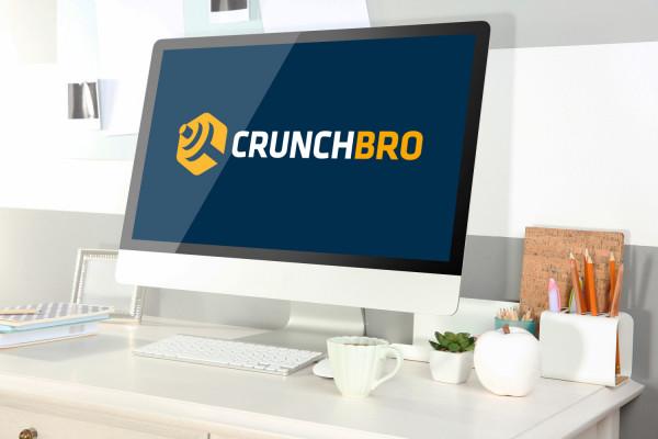 Sample branding #1 for Crunchbro