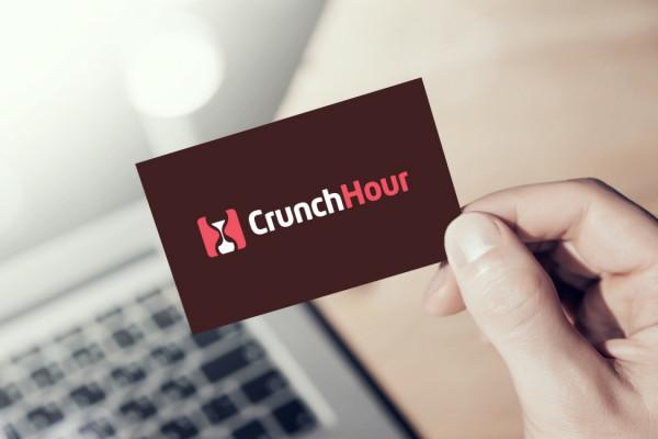 Sample branding #2 for Crunchhour