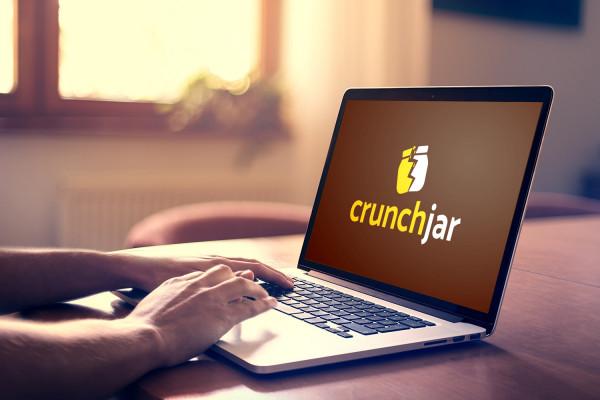 Sample branding #3 for Crunchjar