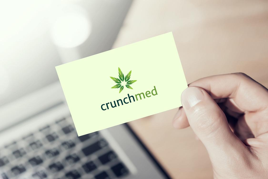 Sample branding #3 for Crunchmed