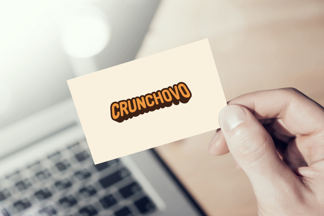 Sample branding #3 for Crunchovo