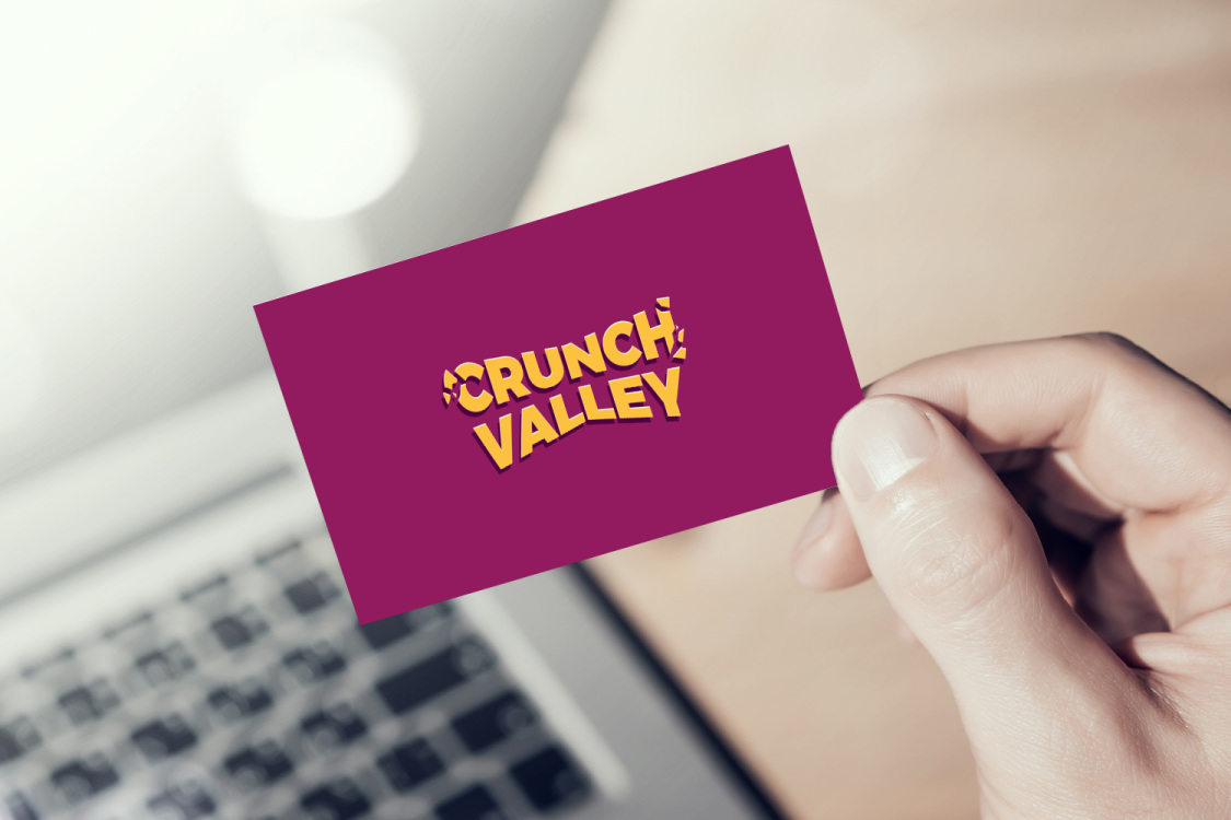 Sample branding #3 for Crunchvalley