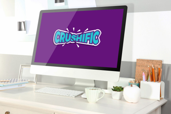 Sample branding #1 for Crushific