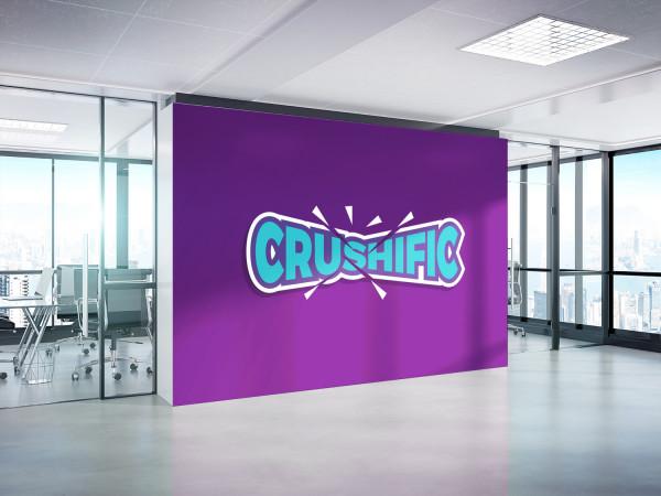 Sample branding #2 for Crushific