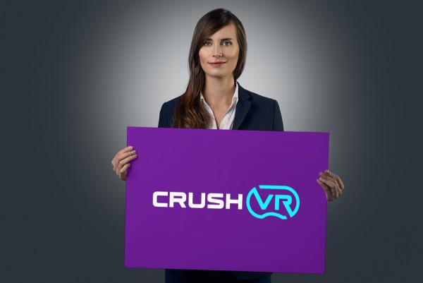 Sample branding #3 for Crushvr