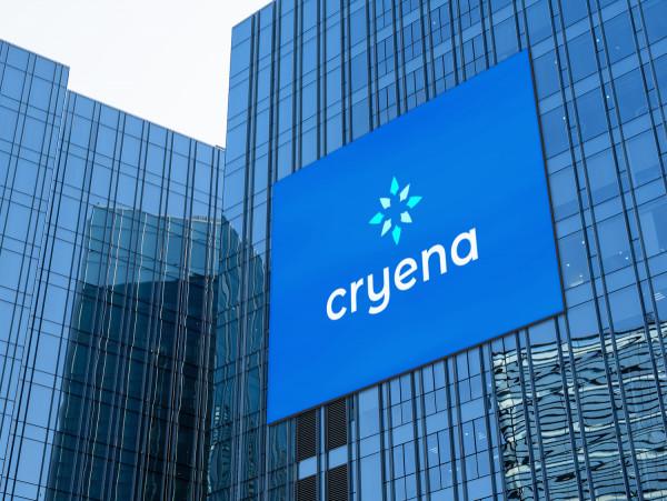 Sample branding #1 for Cryena