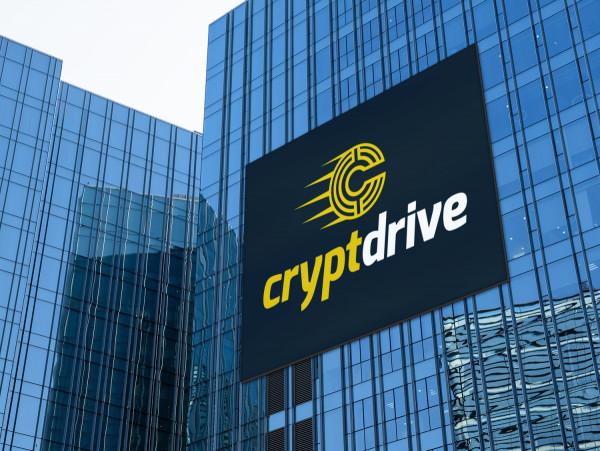 Sample branding #1 for Cryptdrive