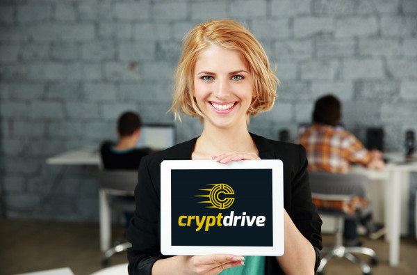 Sample branding #3 for Cryptdrive