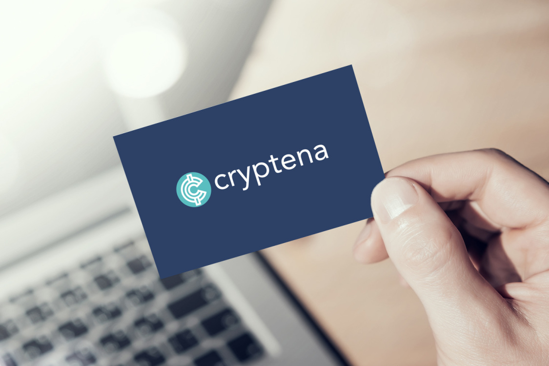 Sample branding #1 for Cryptena