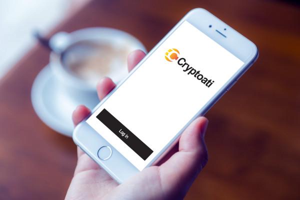 Sample branding #2 for Cryptoati