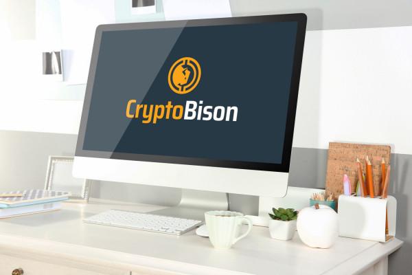 Sample branding #2 for Cryptobison