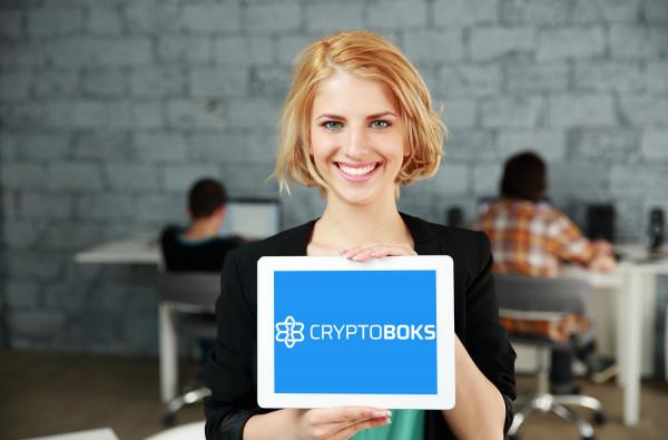 Sample branding #2 for Cryptoboks