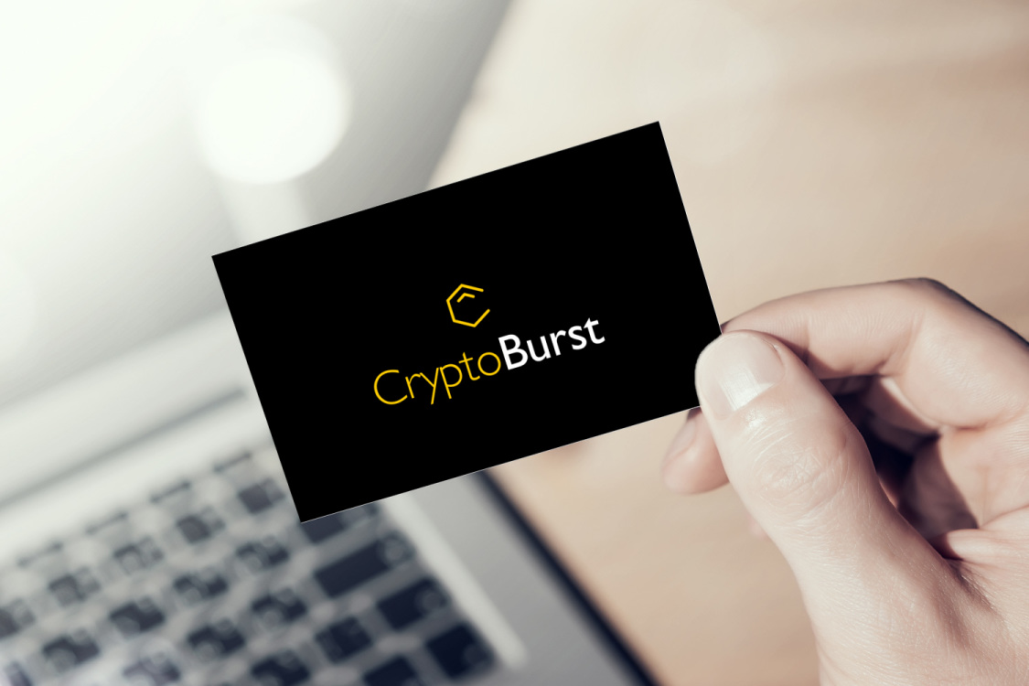 Sample branding #3 for Cryptoburst