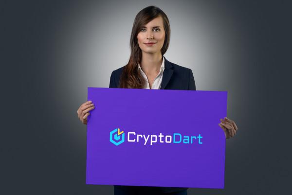 Sample branding #3 for Cryptodart