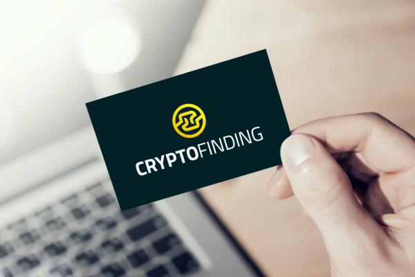 Sample branding #3 for Cryptofinding