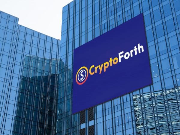 Sample branding #2 for Cryptoforth