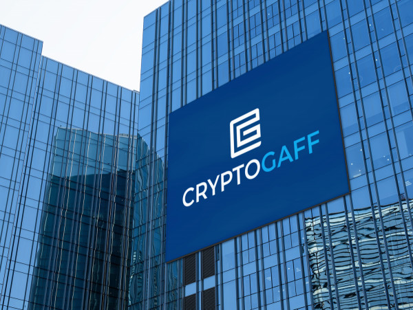 Sample branding #2 for Cryptogaff