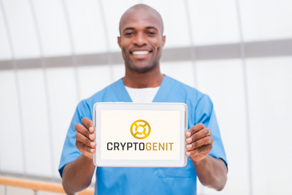 Sample branding #3 for Cryptogenit