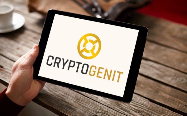 Sample branding #2 for Cryptogenit