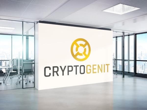 Sample branding #1 for Cryptogenit