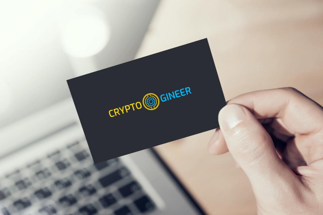Sample branding #2 for Cryptogineer