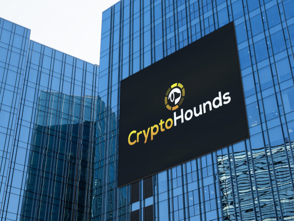 Sample branding #2 for Cryptohounds