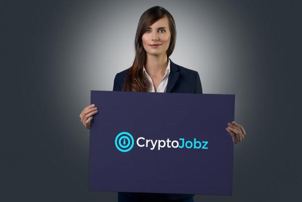 Sample branding #1 for Cryptojobz