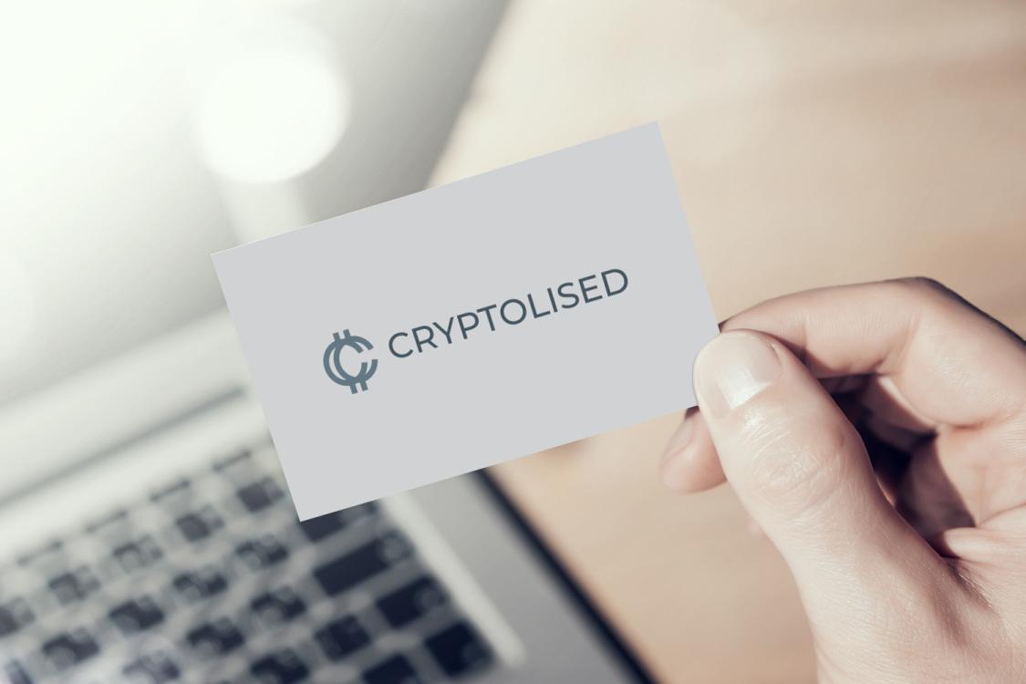 Sample branding #2 for Cryptolised