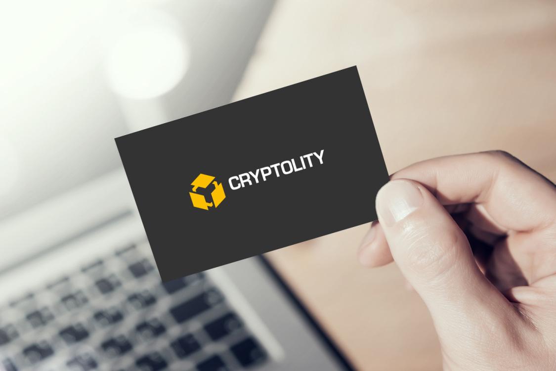 Sample branding #2 for Cryptolity