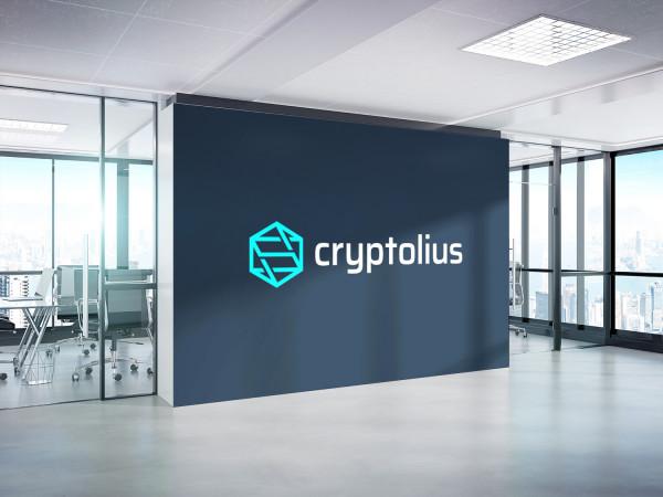 Sample branding #1 for Cryptolius