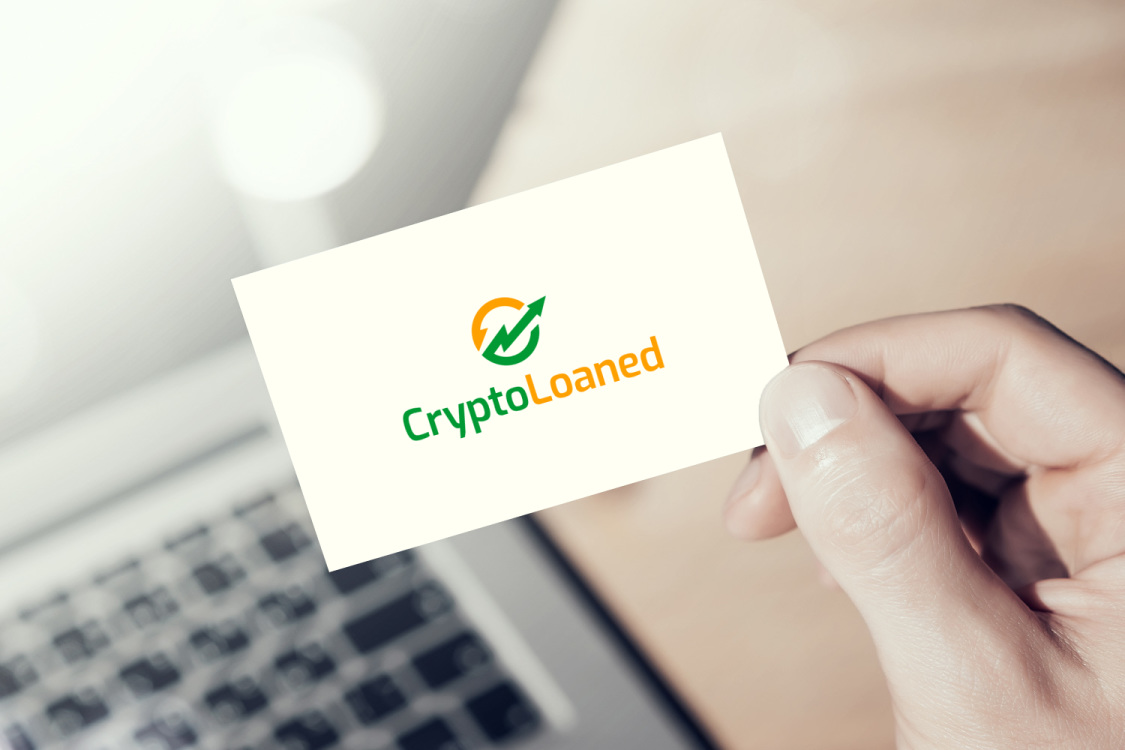 Sample branding #2 for Cryptoloaned