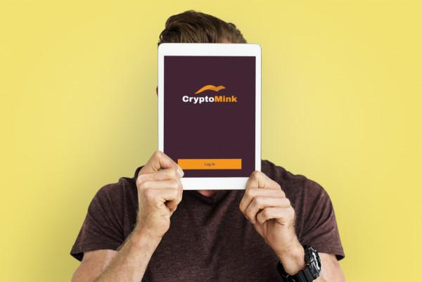 Sample branding #2 for Cryptomink
