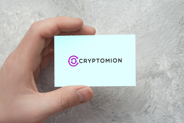 Sample branding #2 for Cryptomion