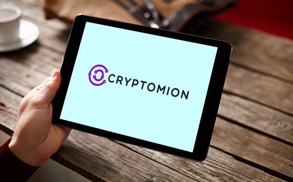 Sample branding #1 for Cryptomion