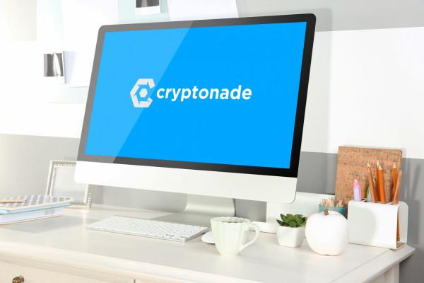 Sample branding #2 for Cryptonade