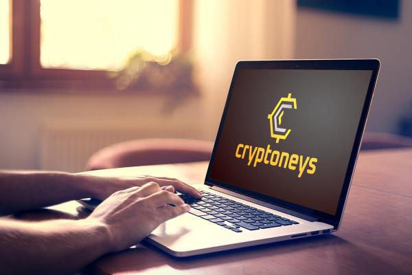 Sample branding #3 for Cryptoneys