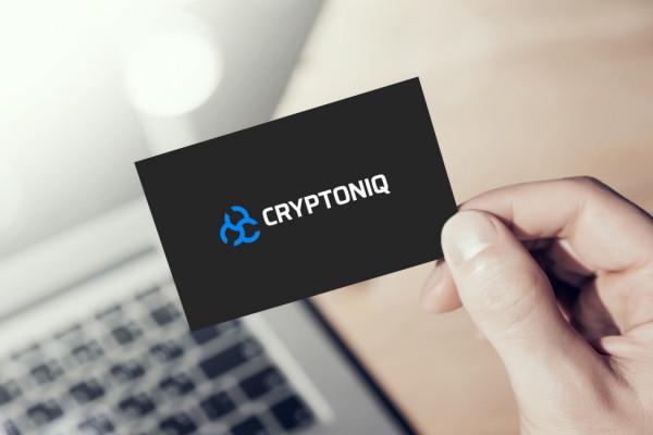 Sample branding #3 for Cryptoniq