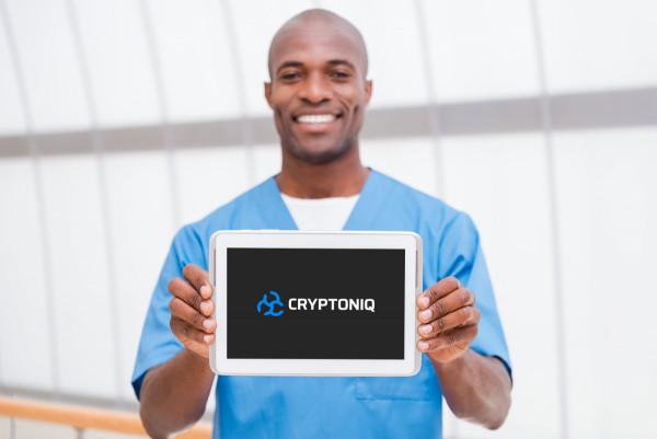 Sample branding #2 for Cryptoniq