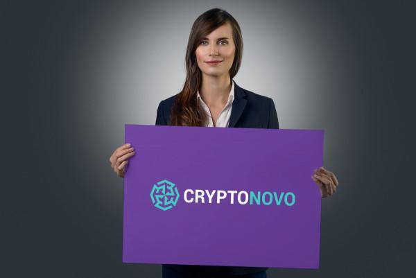 Sample branding #2 for Cryptonovo