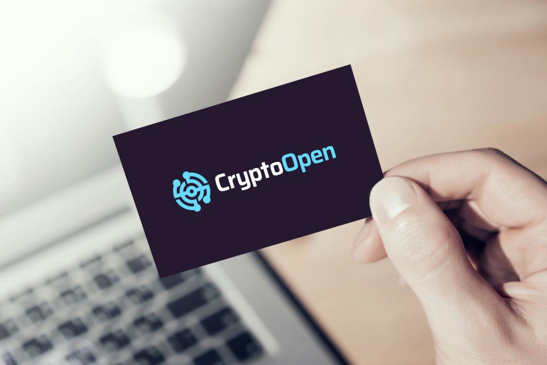 Sample branding #3 for Cryptoopen