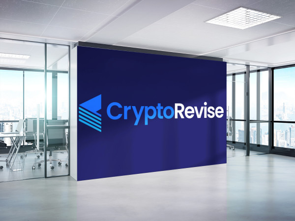 Sample branding #2 for Cryptorevise