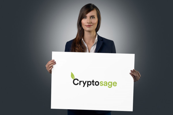 Sample branding #3 for Cryptosage
