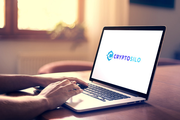 Sample branding #1 for Cryptosilo